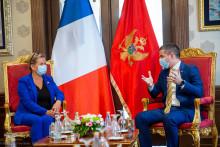<p>Posjeta delegacije Senata Republike Francuske Crnoj Gori</p>