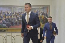 <p>Демократе иду на састанак лидера владајуће коалиције (архива)</p>