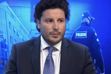 <p>Dritan Abazović (TVCG)</p>