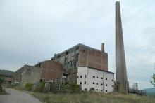 <p>Фабрика целулозе</p>