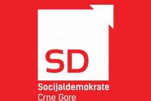 <p>ПАРТИЈА Социјалдемократе</p>