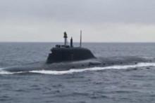<p>Нуклеарна подморница</p>