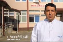 <p>др Армен Пејчиновић</p>