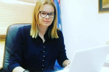 <p>Маја Вукићевић</p>