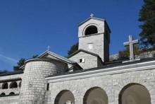 <p>Сједиште Митрополије црногорскко приморске: Цетињски манастир</p>