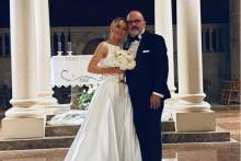 <p>Тони Цетински се оженио</p>