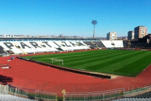 <p>Стадион Партизана</p>