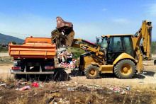 <p>Уклањање дивљих депонија</p>