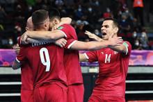 <p>Србија заказала дуел са Бразилом</p>