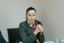 <p>Бојана Лакићевић Ђурановић</p>