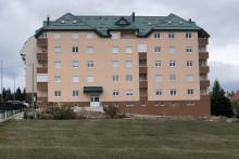 <p>Нова зграда на Жабљаку</p>