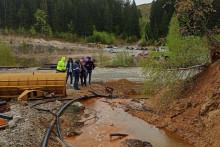 <p>Рудничке воде на подручју Шупље стијене</p>
