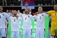 <p>Србија пружила јак отпор Португалцима</p>
