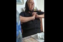 <p>Пензионерка воли Вучића</p>