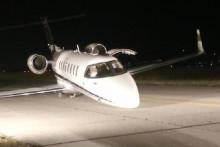 <p>Поломљен стајни трап на Владином авиону</p>