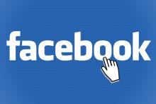 <p>Лого Фејсбука</p>