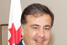 <p>Михаил Сакашвили</p>