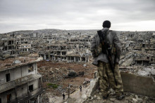 <p>Турска тражи повлачење курдских милиција</p>