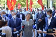 <p>СДП позива на протест</p>