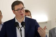 <p>Александар Вучић</p>