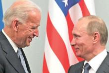 <p>Путин и Бајден</p>