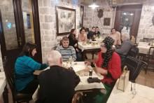 """<p>Дружење чланова у ресторану хотела """"Монте Кристо""""</p>"""