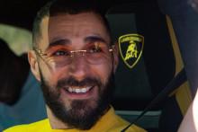 <p>Карим Бензема</p>