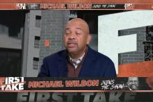 <p>Мајкл Вилбон</p>