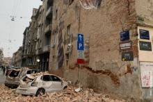 <p>Последице земљотреса</p>