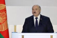 <p>Предјседнијк Бјелорусије Лукашенко</p>