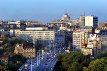 <p>Панорама Београда</p>
