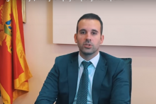 <p>Министар финансија Милојко Спајић</p>