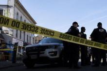 <p>Полиција блокирала дио Њујорка</p>