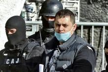 <p>Беливук након хапшења</p>