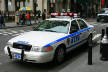 <p>Америчка полиција, илустрација</p>