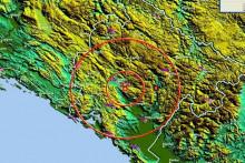 <p>Земљотрес код Никшића</p>