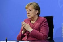 <p>Њемачка канцеларка Меркел</p>