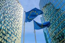 <p>Зграда ЕУ у Бриселу</p>